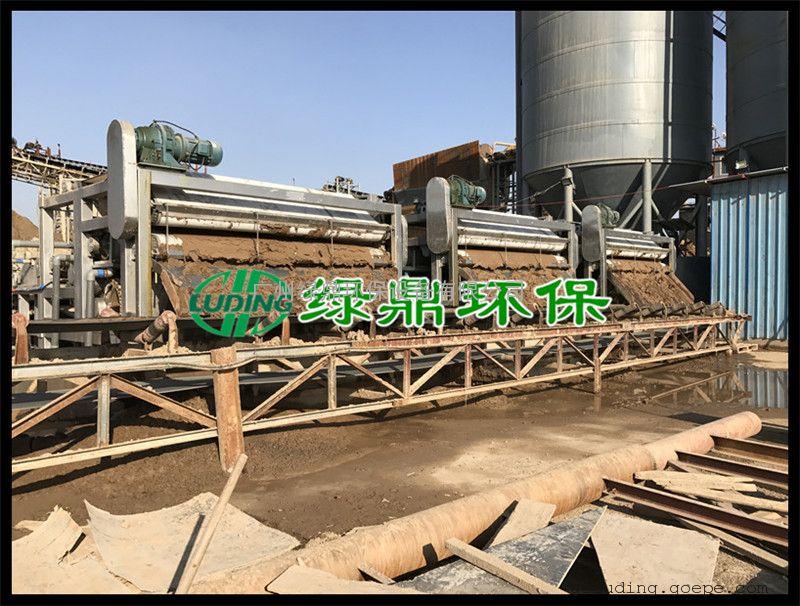带式自动洗沙污泥脱水机 污泥脱水机种类 专业生产厂家