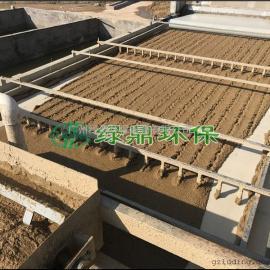 洗山沙泥浆脱水机 24小时全天运作处理量大的沙场泥浆脱水机