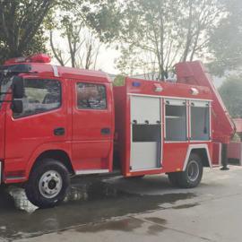 消防车吊车-起重机消防车-抢险救援消防车