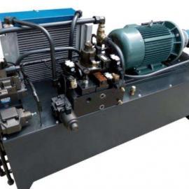 GLT高品质全系列金属打包机液压系统JS-5,5
