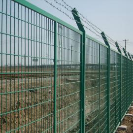 市政护栏网 厂家护栏网 锌钢围墙栅栏