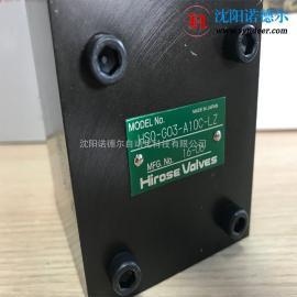 HIROSE广濑HSO-G03-A10C-LZ-21