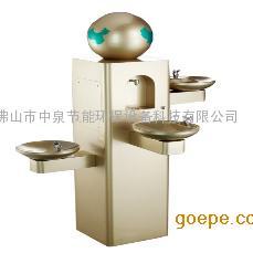 景区公共直饮水台ZQ-4HW-B 不锈钢公共直饮水设备 校园饮水机