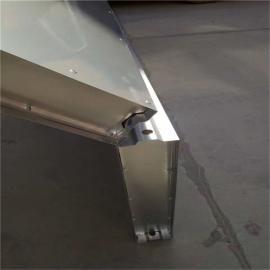 高速公路吸声墙,金属声屏障隔音效果,亚克力板隔音屏