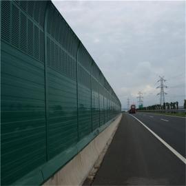 桥梁声屏障厂,铝合金夹芯百叶窗吸声板,高速铁路插板式声屏障,