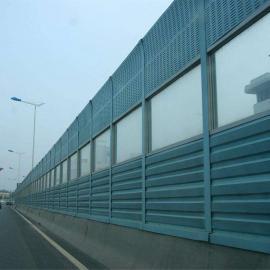 防护屏障,高速公路声屏障,百叶窗式声屏障,彩钢百页窗吸声板
