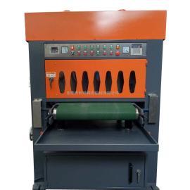 利琦板材自动水磨拉丝机 平面砂光机LC-ZL800-1A