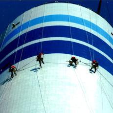 冷却塔防腐 -冷却塔堵漏刷油漆公司