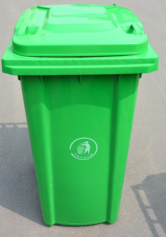 广陵塑料垃圾桶-广陵240L挂车桶-广陵小区垃圾桶