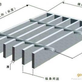 热镀锌钢格板水沟盖排水沟盖板镀锌雨水盖板热镀锌 水沟盖板格栅