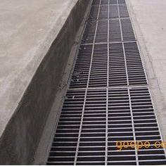 现货热镀锌排水沟盖板小区车库地沟盖板雨水篦子镀锌钢格板格栅