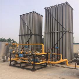 标准加气站成套设备 煤改气点供设备 LPG汽化器成套设备