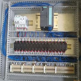 人机界面画面制作PLC编程