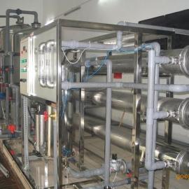 0.5吨双级反渗透设备纯水设备厂家