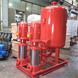 立式增压稳压设备 消防供水设备