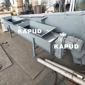 污泥螺旋输送机 绞龙输送机 WLS无轴螺旋输送机 厂家接受定制