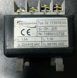 德国高频制动器Kendrion GU80210/欧洲全球购物节618特惠报价