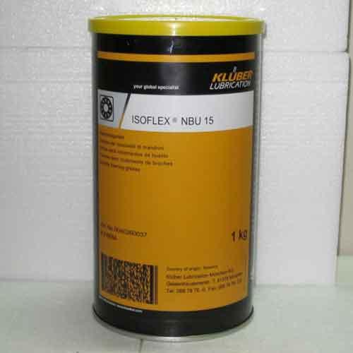 克鲁勃NBU15合成精密轴承润滑脂克虏伯ISOFLEX NBU 15