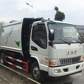 江淮压缩垃圾车 压缩式垃圾车 价格 厂家 直销