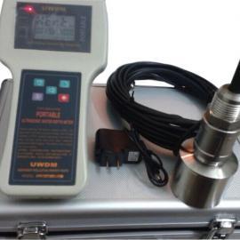 金升SR-100S便携式水深测量仪带水温测量功能