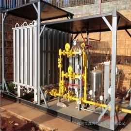 天然气调压计量加臭一体撬 LNG汽化撬 燃气锅炉配套调压撬