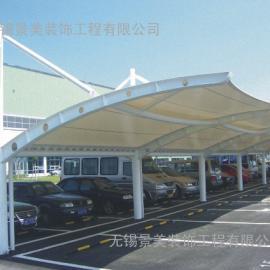 停车棚-膜结构停车棚-膜结构停车棚厂家