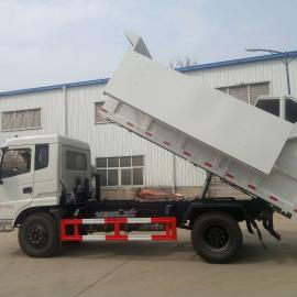 一辆10方12吨污泥收集车-污泥清运车价格-10方污泥清运车报价