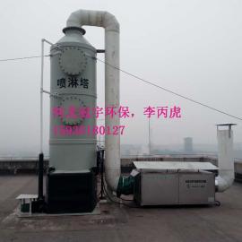 污水厂恶臭废气处理设备达标排放1