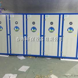 化工厂2万风量防爆UV光氧净化器废气处理设备防爆装置图片