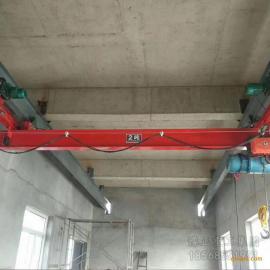 LX型电动单梁悬挂起重机,5吨悬挂行车价格