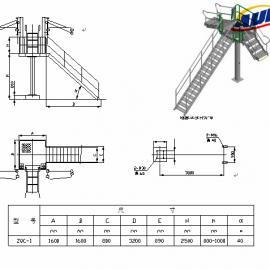 栈台(栈桥),鹤管配套产品