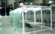 上海铝合金百级无尘棚设计安装