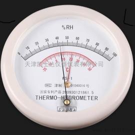 华北毛发温湿度表,计量保过