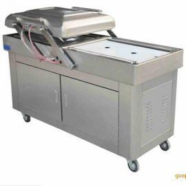 双室真空包装机 冷冻食品真空机