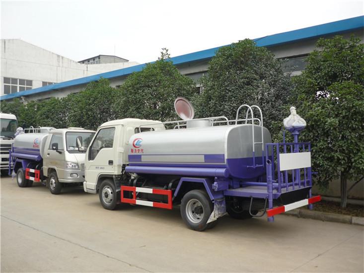 福田3吨洒水车价格实惠厂家直销