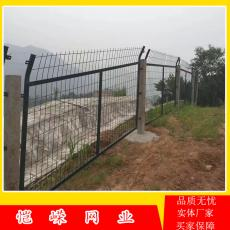 高铁桥下周边防护栅栏 公路铁路桥梁金属封闭防护网量大从优