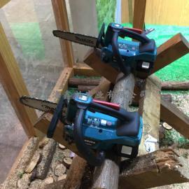 牧田Makita单手锯DUC204便携式园林锯伐木锯8寸充电式链锯伐木锯