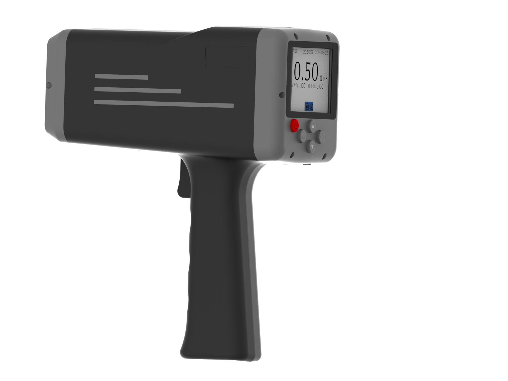 LB-60A手持式电波(雷达)流速测定仪