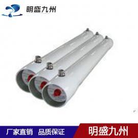 供应玻璃钢膜壳_2芯4寸玻璃钢膜壳