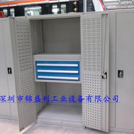 加厚重型工业置物柜,组合型工具储存柜,机械工具放置柜