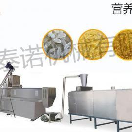 70型复合大米挤压设备人造大米成型机械