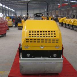仲迪小型座驾式压路机厂家 全液压1吨2吨3吨压实机价格图片