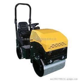 1吨液压座驾式压路机 小型压路机厂家 柴油驾驶式压实机价格