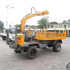 农用随车挖掘机价格5吨8吨13吨