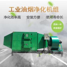 FOM-EP大型工业油雾净化器 旋回机械式油雾过滤器 工业油烟净化器