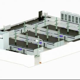 样品柜 药品柜 气瓶柜 实验室净化工程