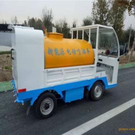 新能源电动四轮洒水车 无噪音低碳环保电动洒水车