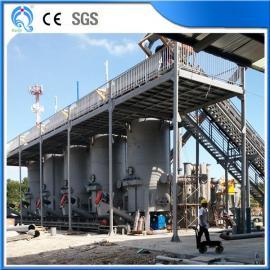 海琦垃圾热解气化炉 大型城市生活垃圾处理炉 检测达标