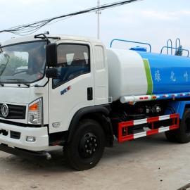 东风多利卡5吨洒水车生产厂家报价及配置