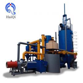 海琦垃圾热解�饣�炉 工业垃圾�饣�炉 低温厌氧裂解垃圾